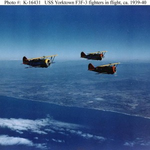 Grumman F3F-3 Fighters