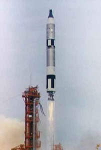 Launch of Gemini 7