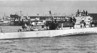 USS S-1 Submarine