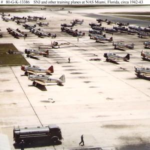 NAS Miami, 1942