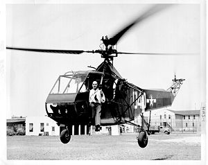 Sikorsky YR-4B Helicopter