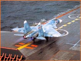 SU-33 Flanker
