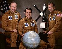 Crew of Skylab 4