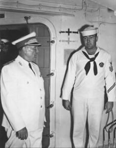 USS Coral Sea - Tito