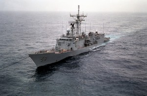USS Samuel Roberts
