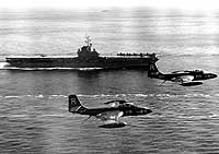 USS Essex 1951