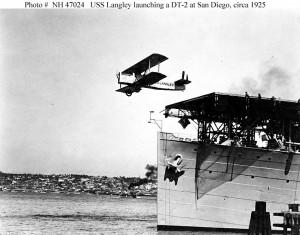 USS Langley 1925