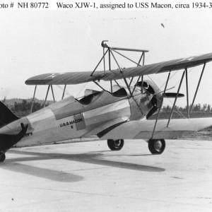 Waco XJW-1