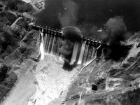 The Hwachon Reservoir Dam May 1, 1951