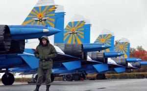 Putin's Planes